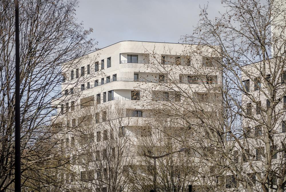 Résidence Orphée à Paris 18e