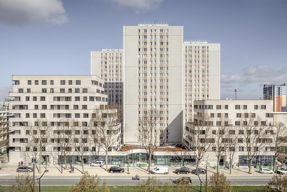 Résidence Orphée : un projet d'équilibriste entre densification et accessibilité